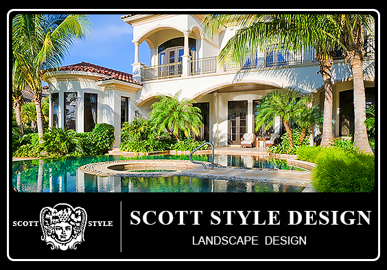 Scott Style Landscape Design is located in Palm Beach, Florida.  For more information please contact Jeffery Scott at 561.707.3203.